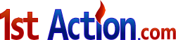 1st Action Logo